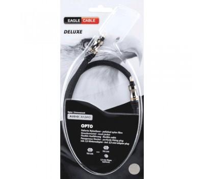 Оптический кабель Deluxe Opto + Mini plug 1,5 м
