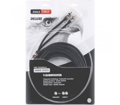 Сабвуферный кабель Deluxe Y-Sub 10,0 м