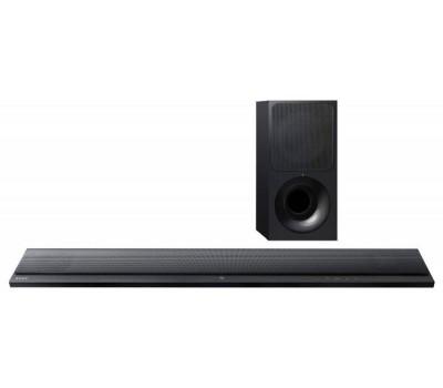 Звуковая панель Sony HT-CT390 2.1 300Вт черный