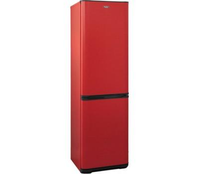 Холодильник Бирюса Б-H149 красный (двухкамерный)