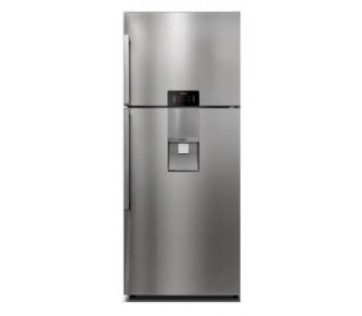 Холодильник Daewoo FGK56EFG серебристый (двухкамерный)