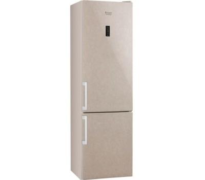 Холодильник Hotpoint-Ariston HFP 6200 M бежевый (двухкамерный)