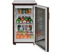 Холодильная витрина Саратов 505-01 (КШ-120) коричневый (однокамерный)