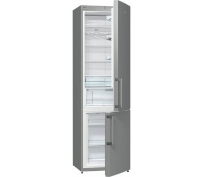 Холодильник Gorenje NRK6201GHX нержавеющая сталь (двухкамерный)