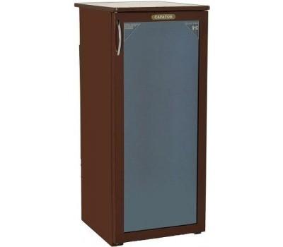 Холодильная витрина Саратов 501-01 коричневый (однокамерный)