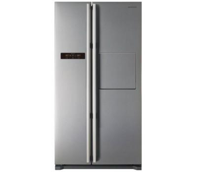 Холодильник Daewoo FRN-X22H4CSI серебристый (двухкамерный)