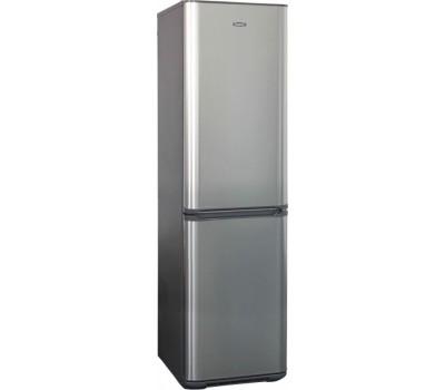 Холодильник Бирюса I380NF нержавеющая сталь (двухкамерный)
