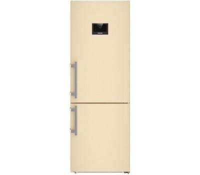 Холодильник Liebherr CBNPbe 5758 бежевый (двухкамерный)