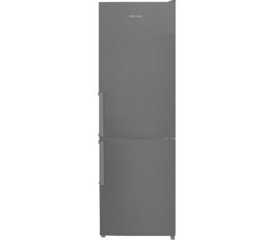 Холодильник Shivaki BMR-1852NFX нержавеющая сталь (двухкамерный)