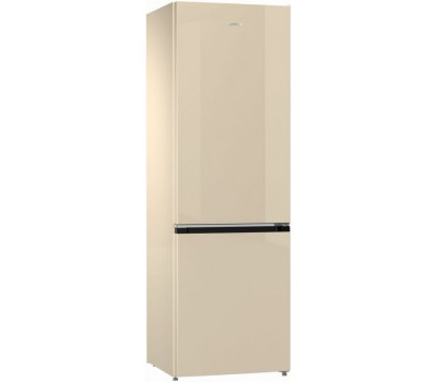 Холодильник Gorenje NRK6192CC4 бежевый (двухкамерный)