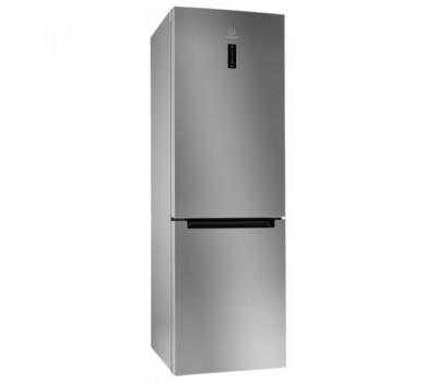 Холодильник Indesit DF 5160 S серебристый (двухкамерный)