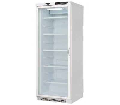Холодильная витрина Саратов 502-02 (КШ - 250) белый (однокамерный)