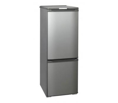 Холодильник Бирюса M 118 металлик (двухкамерный)