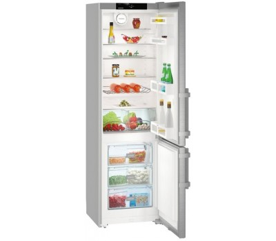 Холодильник Liebherr Cef 4025 серебристый (двухкамерный)