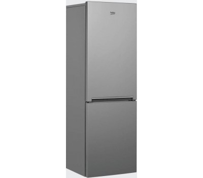 Холодильник Beko RCNK321K00S серебристый (двухкамерный)