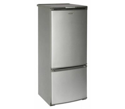 Холодильник Бирюса M151 серый металлик (двухкамерный)