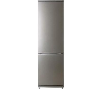 Холодильник Атлант XM 6026-080 серебристый (двухкамерный)