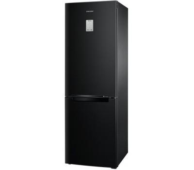 Холодильник Samsung RB33J3420BC черный (двухкамерный)