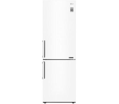 Холодильник LG GA-B459BQCL белый (двухкамерный)