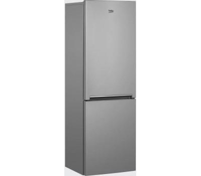 Холодильник Beko RCNK356K00S серебристый (двухкамерный)