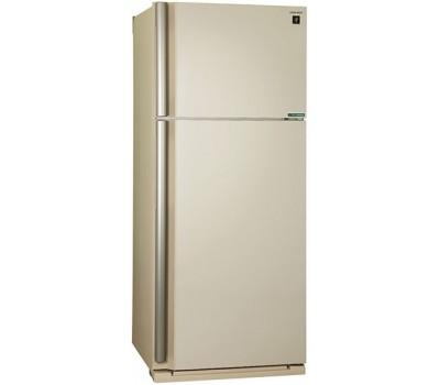 Холодильник Sharp SJ-XE59PMBE бежевый (двухкамерный)