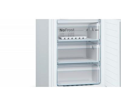 Холодильник Bosch KGN36VW2AR белый (двухкамерный)