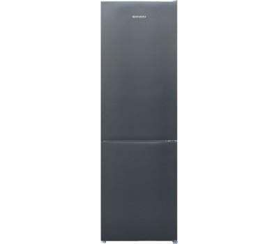 Холодильник Shivaki BMR-1851NFX нержавеющая сталь (двухкамерный)