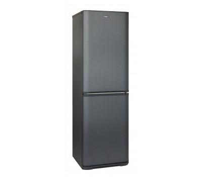 Холодильник Бирюса W 131 матовый графит