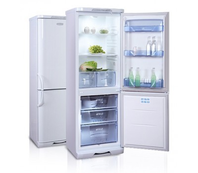 Холодильник Бирюса 133 белый (двухкамерный)