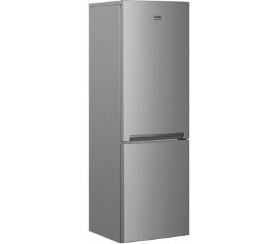 Холодильник Beko RCSK270M20S серебристый (двухкамерный)
