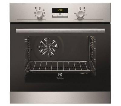 Духовой шкаф Электрический Electrolux OPEA 4300X серебристый
