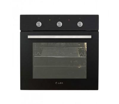 Духовой шкаф Электрический Lex EDP 070 BL черный