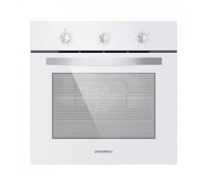 Духовой шкаф Электрический Maunfeld EOEC.586W белый