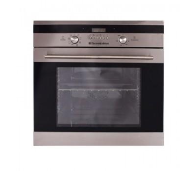 Духовой шкаф Электрический Electronicsdeluxe 6009.01 эшв-000 нержавеющая сталь