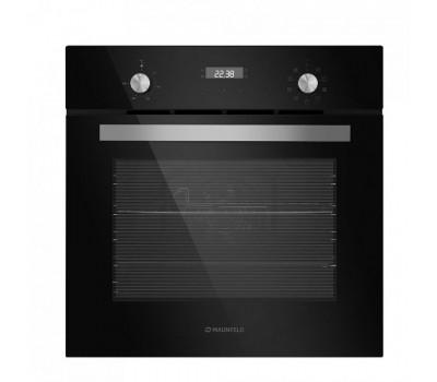 Духовой шкаф Электрический Maunfeld EOEM.589B черный/серебристый