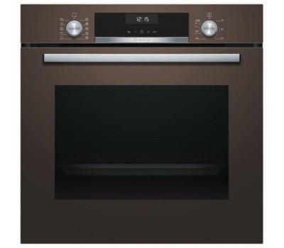 Духовой шкаф Электрический Bosch HBG537YM0R коричневый