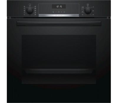 Духовой шкаф Электрический Bosch HBG517BB0R черный