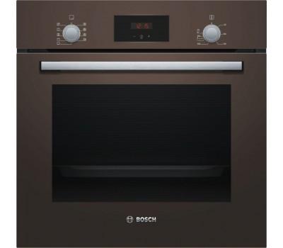 Духовой шкаф Электрический Bosch HBF134EL0R коричневый