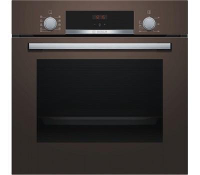 Духовой шкаф Электрический Bosch HBF534EM0R коричневый