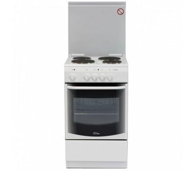 Плита Электрическая De Luxe 5004.13Э КР белый