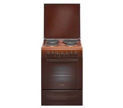 Плита Электрическая Gefest 6140-02 0001 коричневый