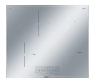 Варочная поверхность электрическая Bosch PIF679FB1E серебристый