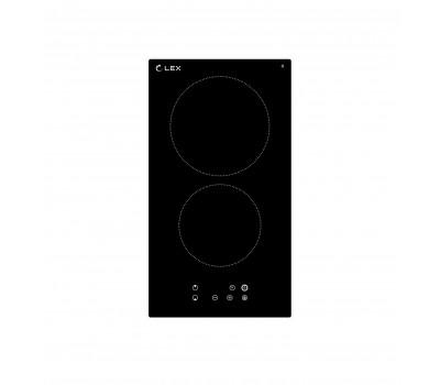 Варочная поверхность электрическая Lex EVH 320 черный