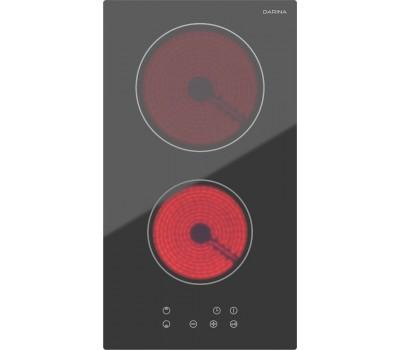 Варочная панель электрическая DARINA P E545 B черный