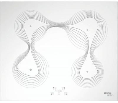 Варочная поверхность электрическая Gorenje IT65KR белый