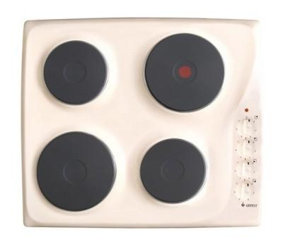 Варочная поверхность электрическая Gefest СВН 3210 К81 бежевый