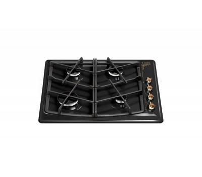 Варочная поверхность газовая Gefest СН 1211 К73, эмалированная сталь, черная