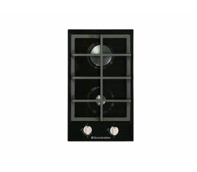 Варочная поверхность газовая Electronicsdeluxe TG2 400215F-007 черный