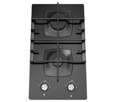 Варочная поверхность газовая Gefest ПВГ 2003, закаленное стекло, черная