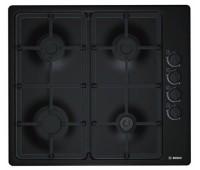 Варочная поверхность газовая Bosch PBP6C6B90 черный